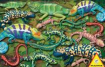 PIATNIK 1000 dílků - Salamandři