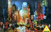PIATNIK 1000 dílků - Times Square