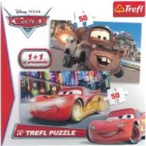 TREFL Cars (Auta) 2 x 50 dílků