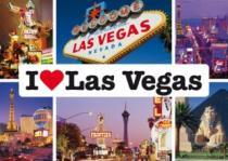 SCHMIDT 1000 dílků - Miluji Las Vegas