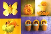 SCHMIDT 6000 dílků - Anne Geddes, Modro žlutá kompozice