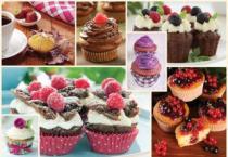 TREFL 1000 dílků - Cuisine Decor Muffiny