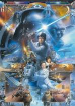 TREFL 1000 dílků - Star Wars
