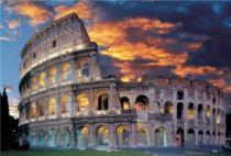 TREFL 1500 dílků - Koloseum v Římě