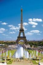TREFL 2000 dílků - Eiffelova věž, Paříž, Francie