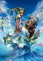 TREFL 2000 dílků - Královna moří