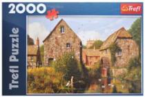TREFL 2000 dílků - Vzpomínky z dětství