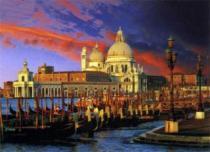 TREFL 3000 dílků - Santa Maria Della Salute, Benátky