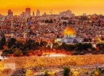 TREFL 3000 dílků - Střechy Jeruzaléma, Izrael