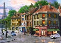 TREFL 6000 dílků - Davison: Ulice Paříže