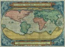 ZDEKO / TREFL 1500 dílků - Mapa světa