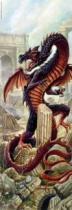 HEYE Vertikální 1000 dílků - Alchemy Gothic, Dračí pomsta