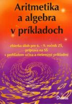 didaktis Aritmetika a algebra v príkladoch