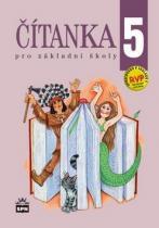 SPN-pedagogické nakladatelství Čítanka 5 pro základní školy