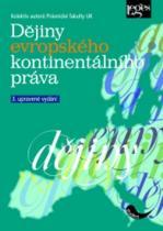 Leges Dějiny evropského kontinentálního práva