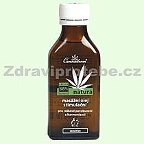 Masážní olej stimulační