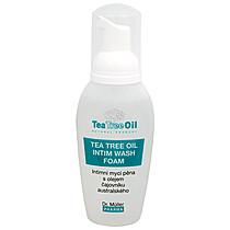 Tea Tree Oil intimní mycí pěna