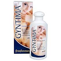 Gyntima mycí gel
