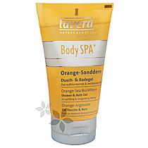 Sprchový a koupelový gel s pomerančem a rakytníkem Body Spa 150 ml