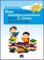 Príroda Úlohy na rozvíjanie čitateľskej gramotnosti žiakov 3. ročníka základných škôl