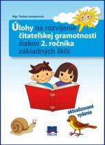Príroda Úlohy na rozvíjanie čitateľskej gramotnosti žiakov 2. ročníka základných škôl