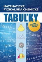 Ottovo nakladateľstvo Matematické, fyzikálne a chemické tabuľky pre stredné školy