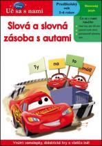 EGMONT Uč sa s nami Slová a slovná zásoba s autami
