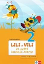 Klett Lili a Vili 2 ve světě českého jazyka