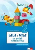 Klett Lili a Vili 2 ve světě matematiky