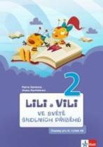 Klett Lili a Vili 2 Ve světě školních příběhů