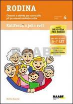 Raabe Rodina Pracovní sešit 4