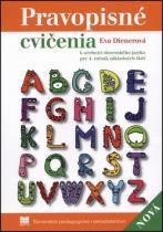 Slovenské pedagogické nakladateľstvo Pravopisné cvičenia k učebnici slovenského jazyka pre 4. ročník základných škôl
