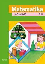 ALTER Matematika pro 3. ročník ZŠ 3.díl