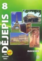 SPN-pedagogické nakladatelství Dějepis 8 pro základní školy Novověk