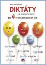 Príroda Diktáty a pravopisné cvičenia pre 4. ročník základných škôl