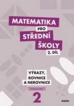 didaktis Matematika pro střední školy 2.díl Pracovní sešit