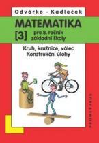 PROMETHEUS Matematika pro 8 ročník ZŠ,3.díl