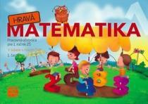 TAKTIK Hravá Matematika 1 Pracovná učebnica pre 1. ročník ZŠ 1. časť
