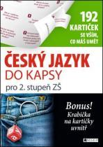 FRAGMENT Český jazyk do kapsy pro 2. stupeň ZŠ