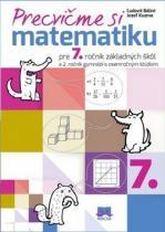 Príroda Precvičme si matematiku pre 7. ročník základných škôl