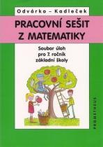 PROMETHEUS Pracovní sešit z matematiky 7.r.ZŠ