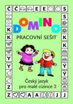 Wolters Kluwer Domino Český jazyk pro malé cizince 2 - pracovní sešit
