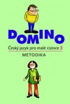 Wolters Kluwer Domino Český jazyk pro malé cizince 2 - metodika + CD