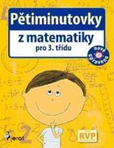 Pierot Pětiminutovky z matematiky pro 3.třídu