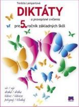 Príroda Diktáty a pravopisné cvičenia pre 5. ročník základných škôl