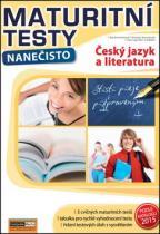 Computer Media Maturitní testy nanečisto Český jazyk a literatura