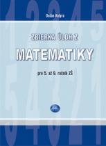 Mapa Slovakia Zbierka úloh z matematiky pre 5. až 9. ročník ZŠ