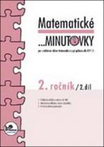 Prodos Matematické minutovky 2. ročník / 2. díl
