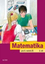 ALTER Matematika pro 5. ročník ZŠ 3.díl