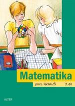 ALTER Matematika pro 5. ročník ZŠ 2.díl